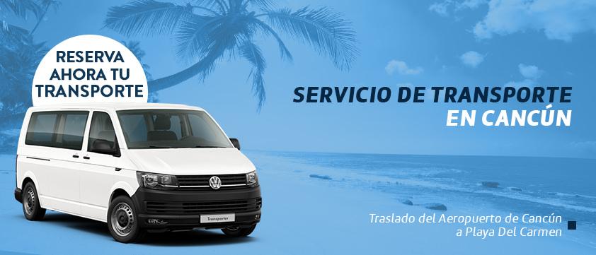Servicio de transporte del aeropuerto de cancun a playa - Servicio de transporte ...