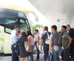 Cancun Transfers ofrece Servicio Personalizado, Servicio Abierto por horas